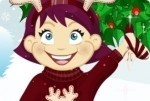 Świąteczna Lalka
