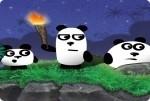 3 Pandy w Nocy