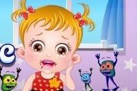 Baby Hazel u Dentysty