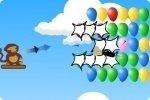 Balonowe Rzutki