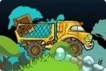 Ciężarówka z Ogrodu Zoologicznego