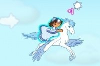 Dora Snow Princess