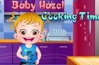 Gotowanie z Baby Hazel