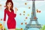 Jesienny dzień w Paryżu
