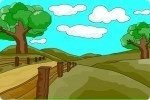 Kolorowanie Krajobrazu
