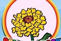 Kolorowanka z Kwiatami