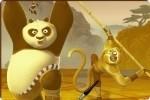 Kolorowanka z Kung Fu Pandą