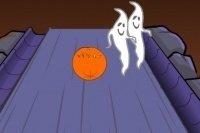 Kręgle w Halloween