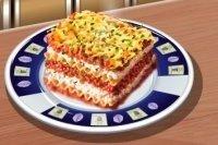 Lekcja Gotowania Sary - Lasagne