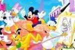 Liczenie z Disneyem