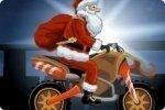 Motocyklowy Mikołaj