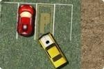 Parkowanie Amerykańskiego Samochodu