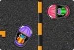 Parkowanie Samochodzików z Wesołego Miasteczka