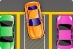 Parkowanie Samochodu Sportowego