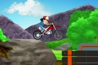 Pokemon Motocross