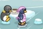 Posiłek pingwina 2
