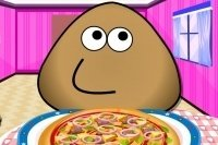 Pou Robi Pizzę