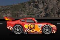 Przebieraj Lightning  McQueen