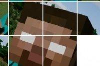 Puzzle z Minecraftem