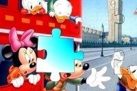 Puzzle z Disneyem w Londynie