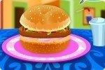 Pyszny Hamburger
