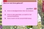 Quiz o Annie Frank