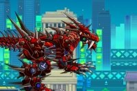 Robot T-Rex