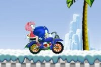 Sonic na motocyklu