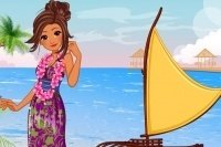 Statek księżniczki Moany