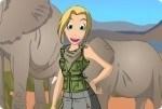Strój na Safari