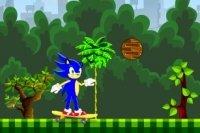Super Sonic biegacz