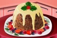 Świąteczny Pudding Sary