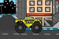 Taxi Monster Truck