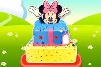 Tort Urodzinowy Myszki Minnie