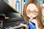 Ubieranie Pianistki
