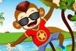 Wesoła małpka