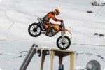 Zimowy Motocross