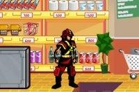 Bohaterski strażak