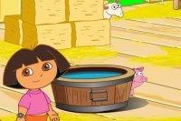 Dora Poznaje Swiat Dora Saves The Farm