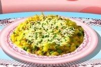 Lekcja Gotowania Sary - Risotto