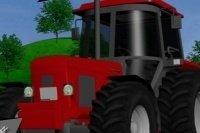 Próba na Traktorze